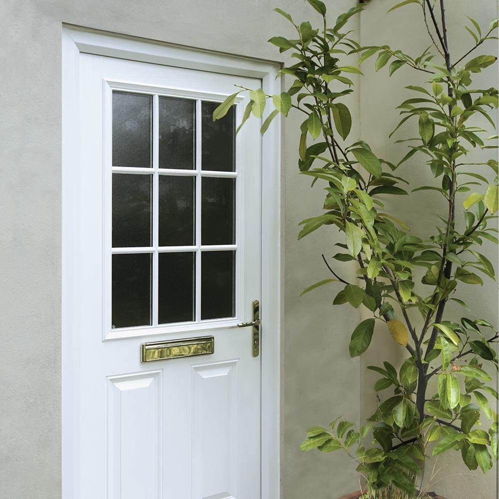 Liniar Pvcu Entrance Doors