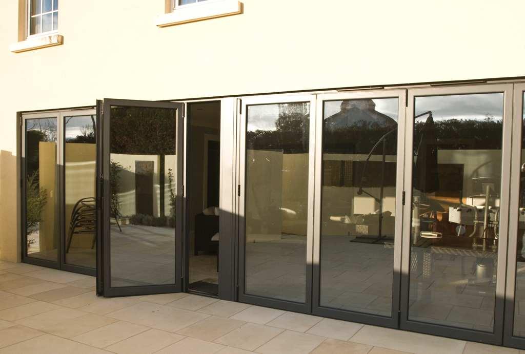 Schuco Bifolding Doors
