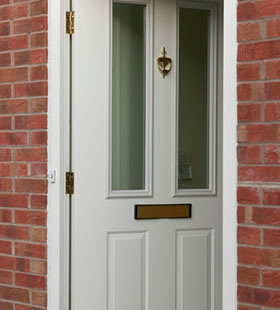 Rehau Total 70 PVCu Entrance Doors