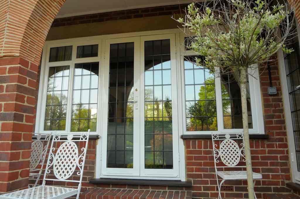 PVCu Residential Entrance Doors